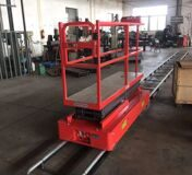 GLO rail lift